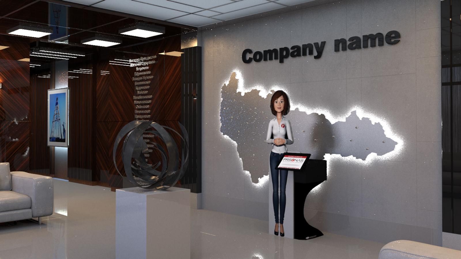 PRSONAS-Wayfinding™ intelligent digital wayfinding